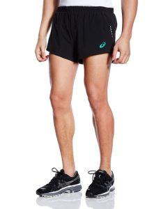 non chafing running shorts for men - asics