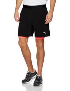 non chafing running shorts for men - puma pace running shorts