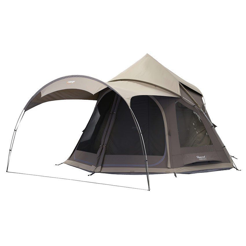 A 6 person tipi style tent built with Vangou0027s Air Zone ventilation system at the heart of itu0027s design. Itu0027s fly sheet is made out of the all important ...  sc 1 st  The Active Life & 12 Ways to Stay Cool Camping in a Tent - The Active Life