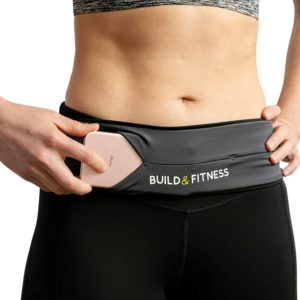 comfortable running belts