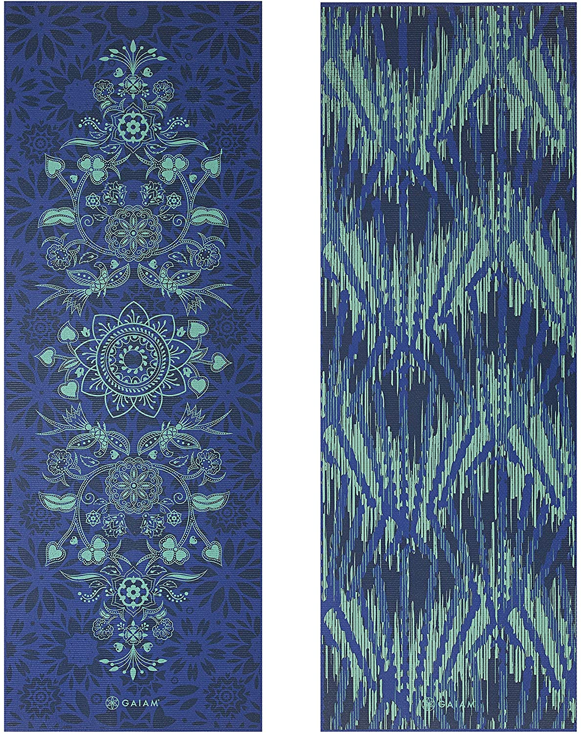 Gaiam Yoga Mat 6mm Non Slip