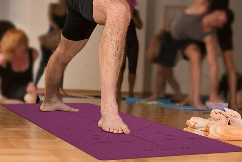 Ewedoos Non Slip Yoga Mats